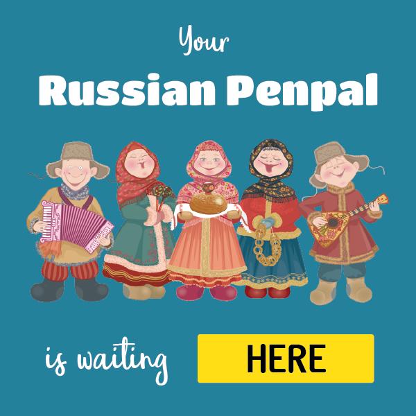 russian pen pal